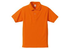 5050-01 5.3オンス ドライCVCポロシャツ