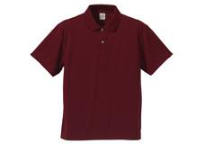 5910-01 4.1オンス ドライポロシャツ