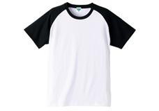 5406-01 5.0オンス ラグランスリーブTシャツ